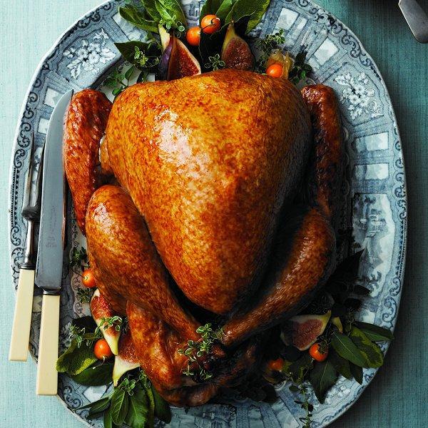 Turkey recipes: Easiest roast turkey