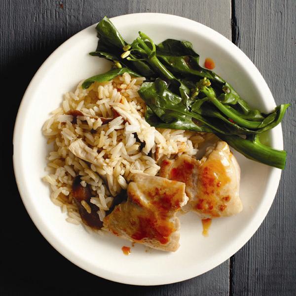 One-pot Asian rice