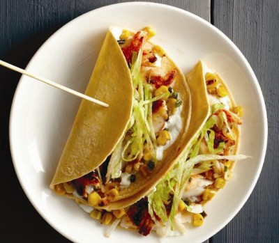 Roadside fish tacos recipePhoto by Roberto Caruso
