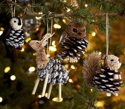 five homemade christmas tree ornaments make crafting tree ornaments a