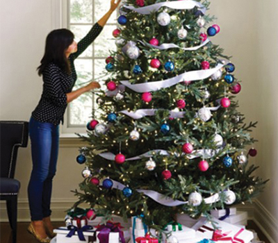 8 Christmas tree decorating ideas