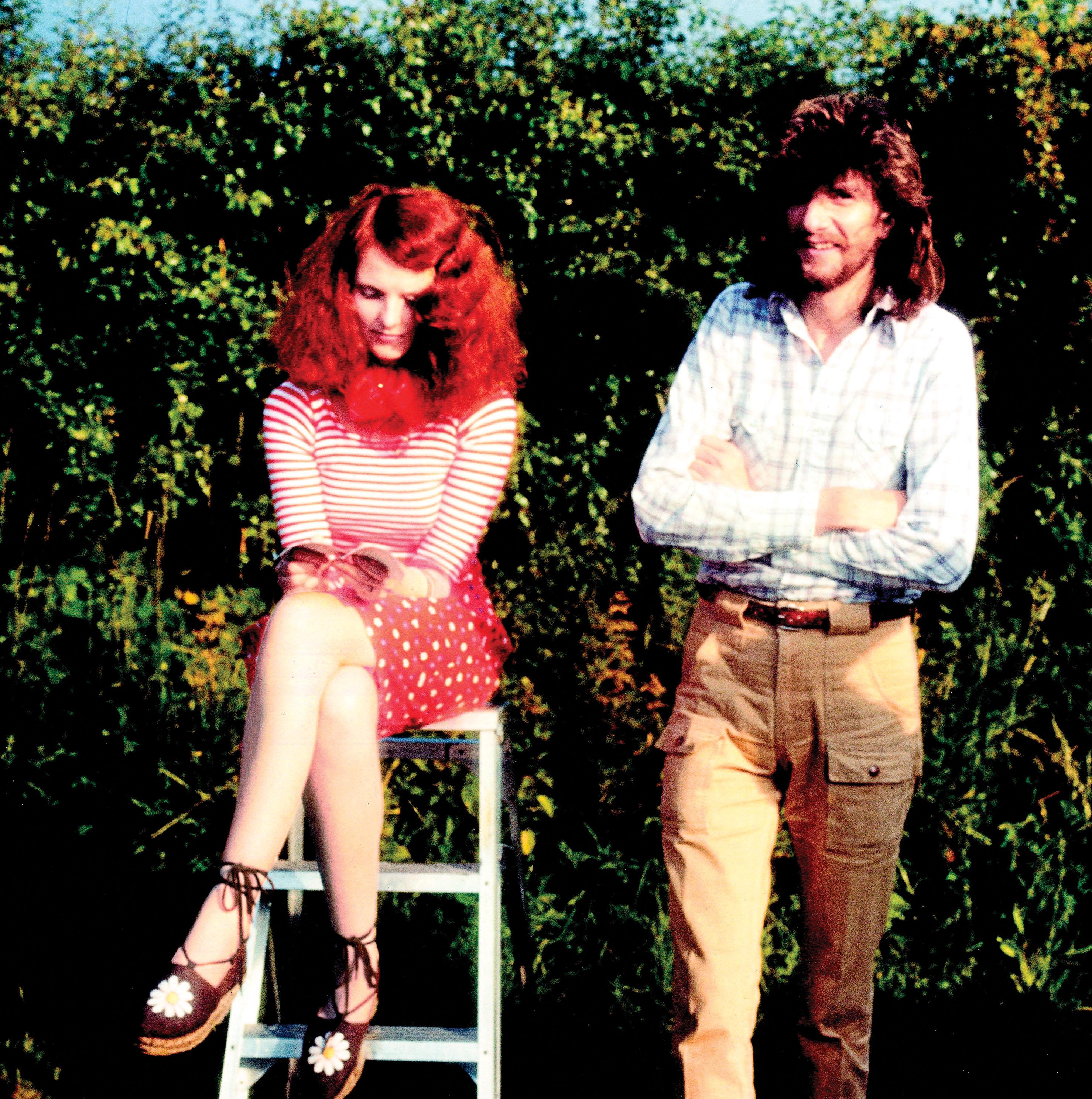 Grace Coddington and Didier Malige, Jan 12, p126