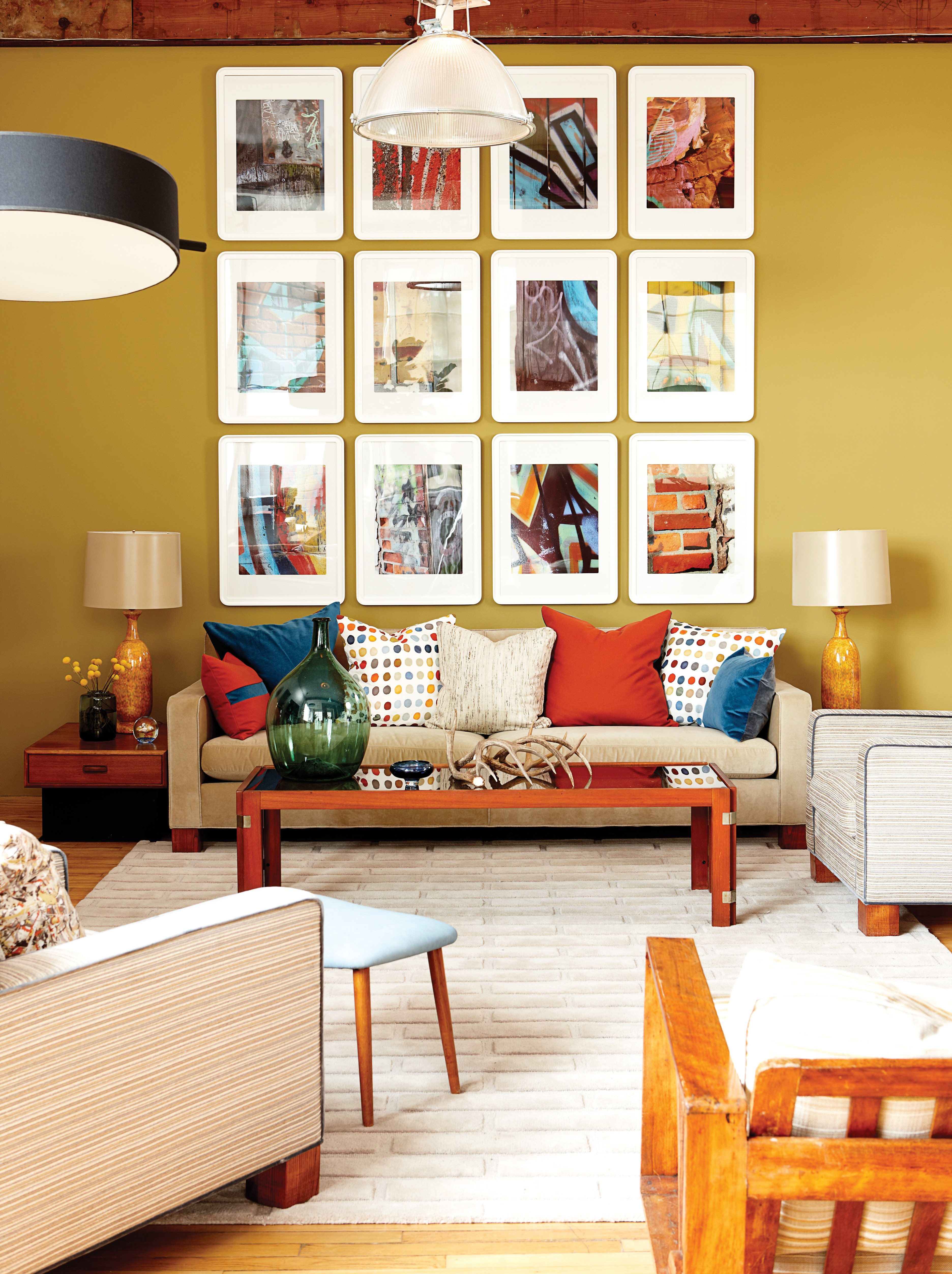 Loft decorating ideas: Nine tips from Sarah Richardson ... on Room Decor Pictures  id=16485