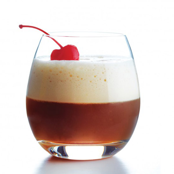 Rum and coke sour cocktail recipe for White rum with coke