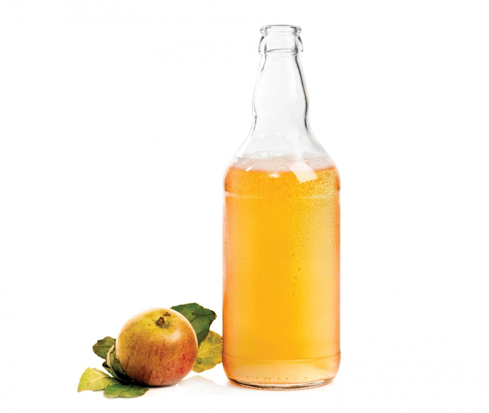 Hot ingredient to try this month: Hard cider