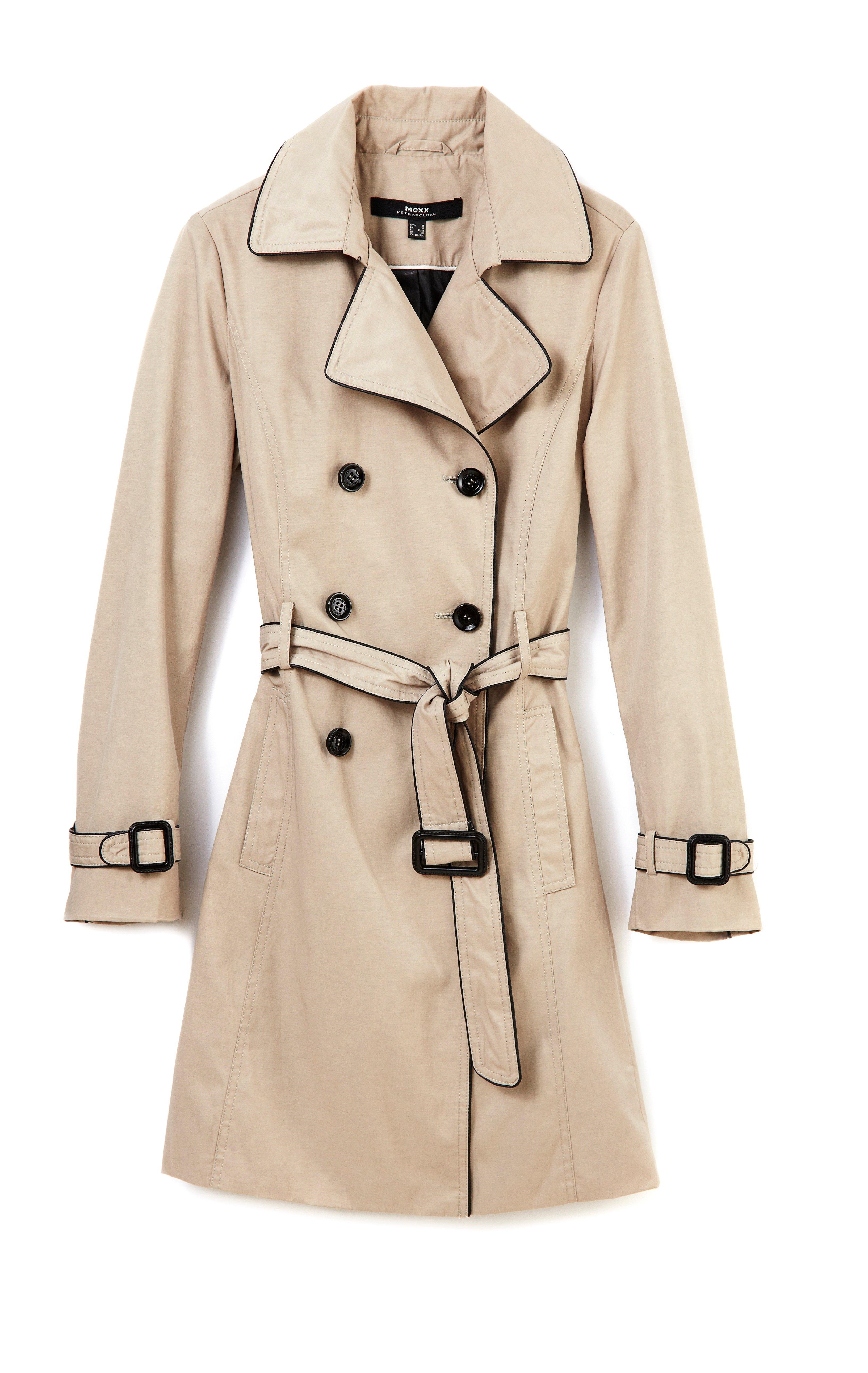 10 terrific spring trench coats