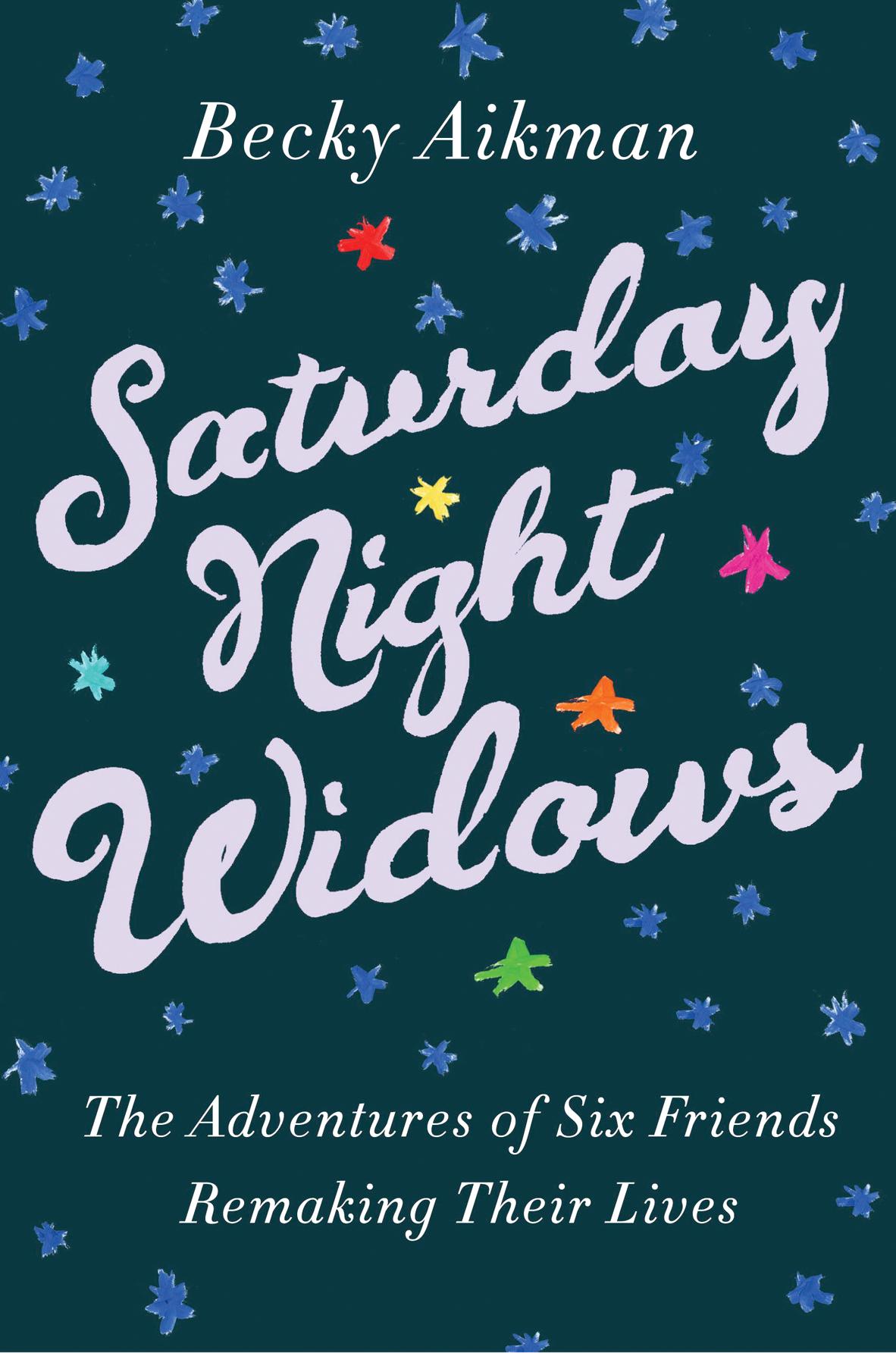 Saturday Night Widows book cover Mar 13 p160