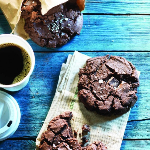 Tacofino's chocolate diablo cookies