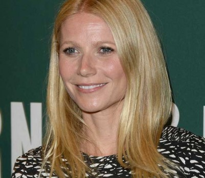 Actress Gwyneth Paltrow signs her new book 'It's All Good: Delicious, Easy Recipes That Will Make You Look Good and Feel Great' at Barnes & Noble bookstore at The Grove on April 3, 2013 in Los Angeles, California. (Photo by Jason Merritt/Getty Images)