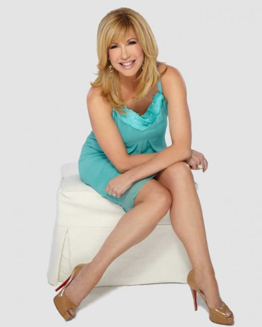 Leeza Gibbons On Fitness Weight Loss And The Freshman 15