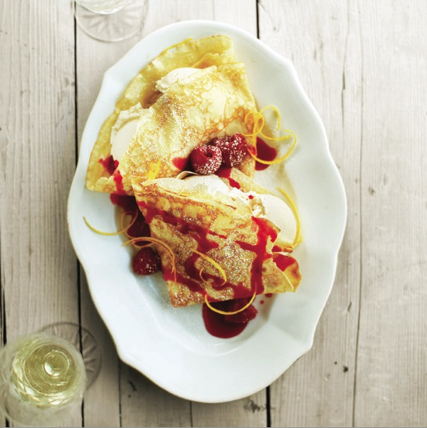 Frozen dessert crepes recipe chatelaine advertisement forumfinder Image collections