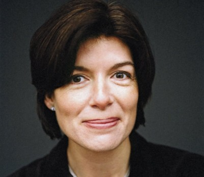 Author Claire Messud