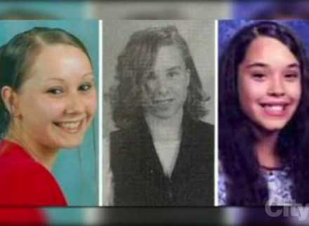 Ashley Berry, Michelle Knight and Gina DeJesus