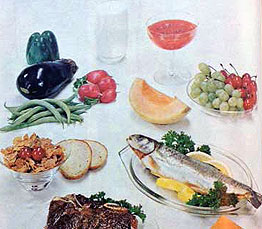 Diet Trends from the Chatelaine archives
