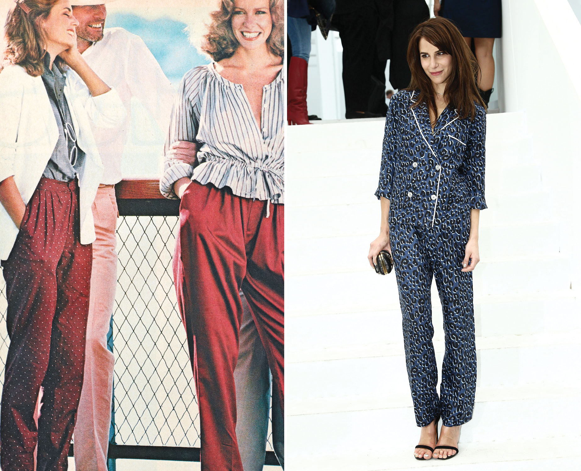 Summer Fashion Trend To Try: Pyjama Dressing