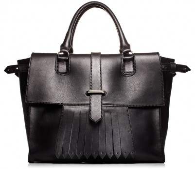 The Annie Bag, $398, canada.roots.com