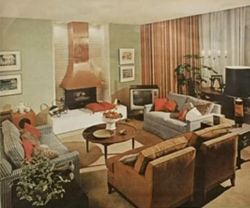 Chatelaine archives sixties home decor
