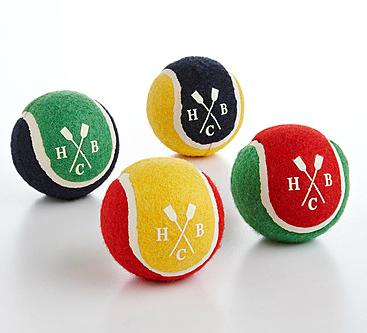 HBC tennis balls