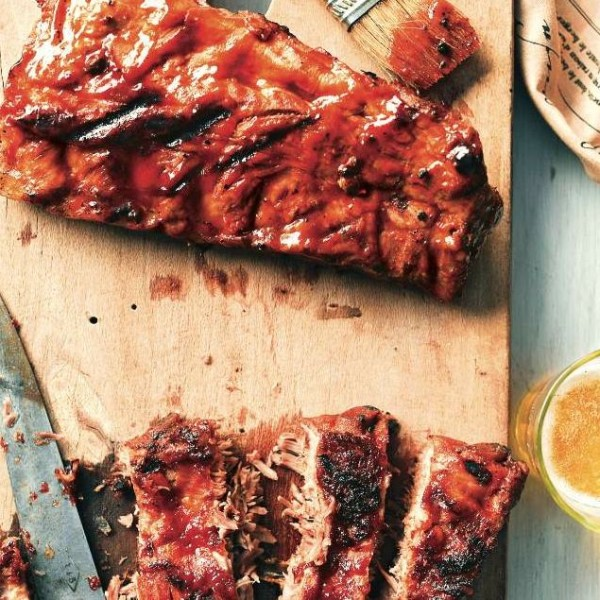 how to prepare pork back ribs