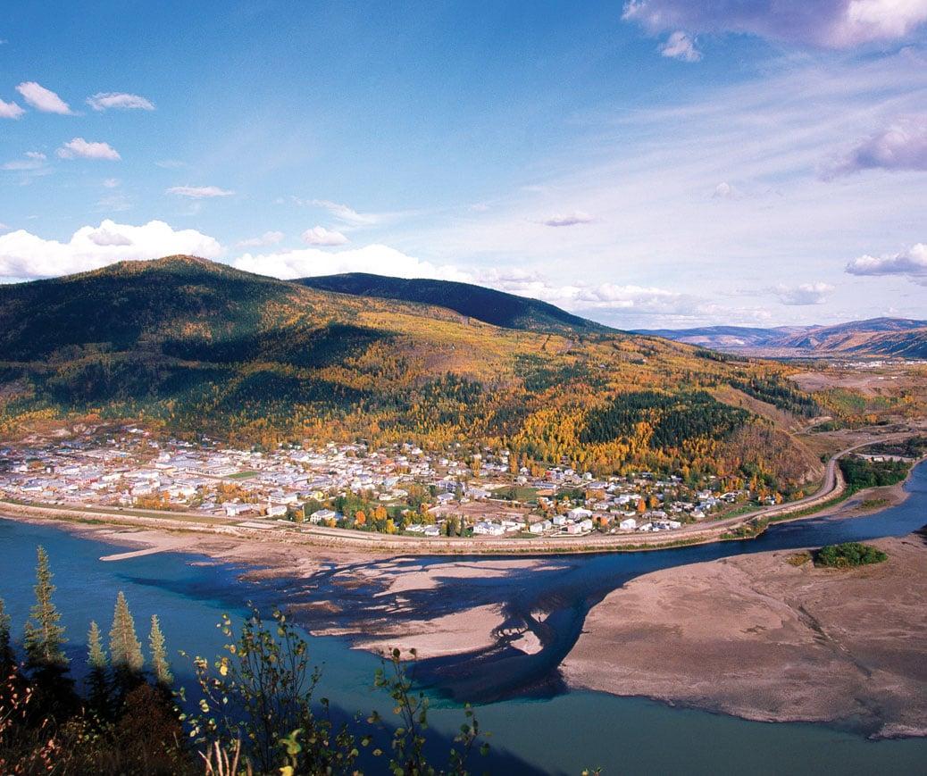 Dawson City, Photo by Masterfile