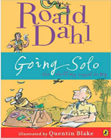Book review: Going solo, by Roald Dahl