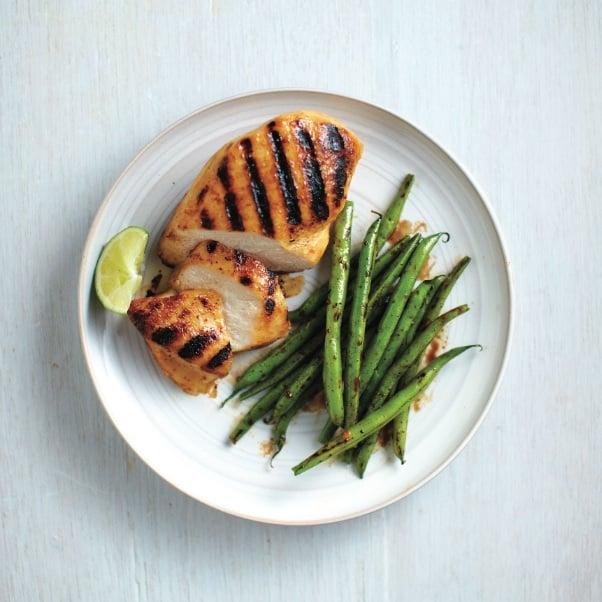 Grilled five-spice chicken recipe