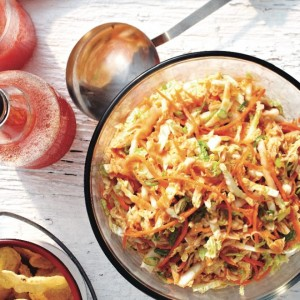 Kimchee slaw recipe Photo by Angus Fergusson