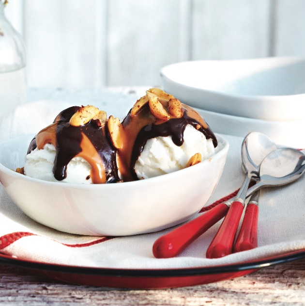 Latin sundae recipe