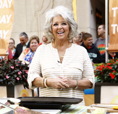 Paula Deen appears on NBC News' 'Today' show -- (Photo by: Peter Kramer/NBC/NBC NewsWire via Getty Images)
