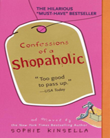 Book review: Confessions of a Shopaholic by Sophie Kinsella
