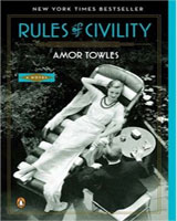 Book review: Rules of Civility by Amor Towles