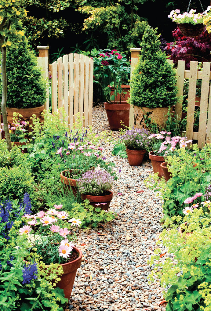 How to create a cottage garden tips from frankie flowers for Creating a small garden