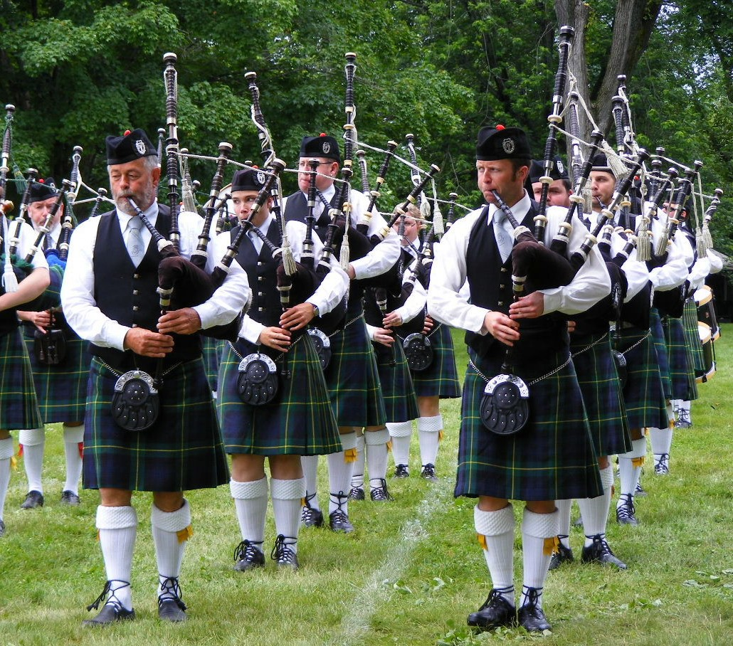 New Brunswick Highland Games via highlandgames.ca