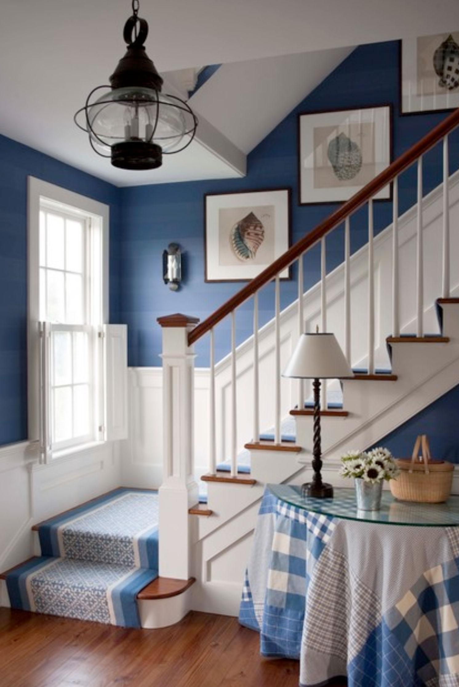 Entry Foyer Runner : Stair runner design ideas chatelaine