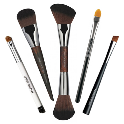 Five brushes you need in your kit