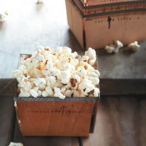 Fairground kettlecorn popcorn