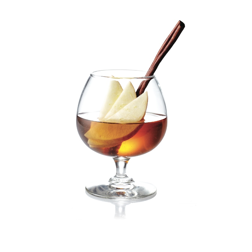 Spartan calvados cocktail