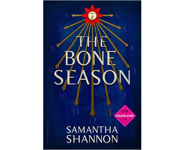 Book trailer: The Bone Season by Samantha Shannon