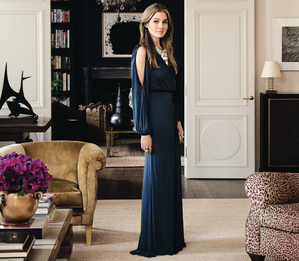 Take A Sneak Peek At Aerin Lauders New Home Decor Line