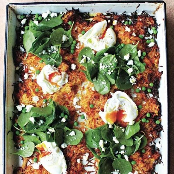 Jamie Oliver's Giant Veg Rosti recipe