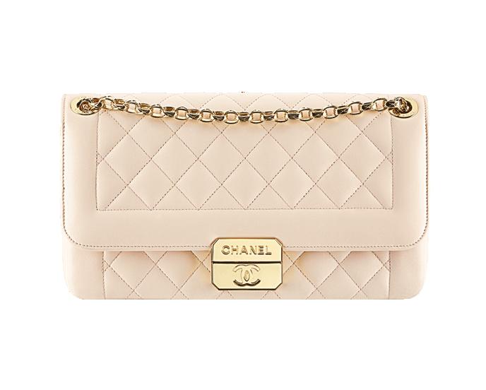 Lambskin-flab-bag-Chanel-purse-bag