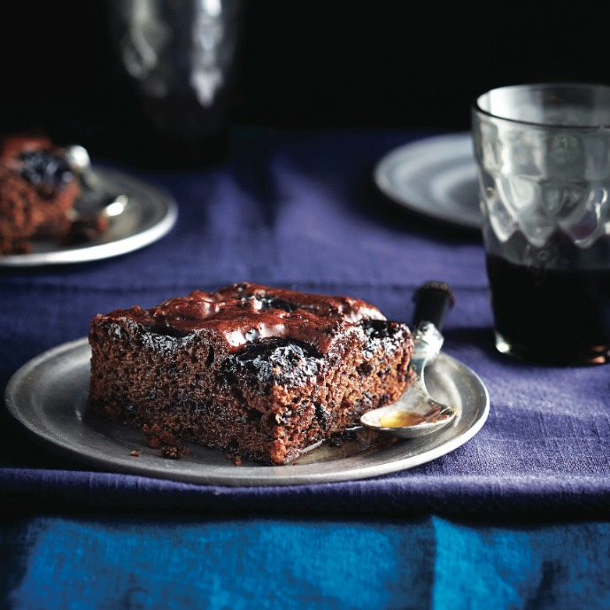 Sticky chocolate loaf recipe
