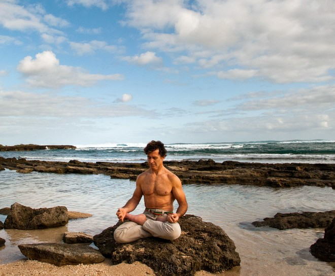 Learn the principles of meditation from Eoin Finn