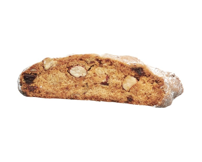 Christmas cookies - Fig, almond and amaretto biscotti - Chatelaine