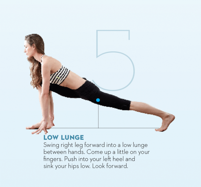 Tara-Stiles-yoga-workout-for-strength-low-lunge-pose