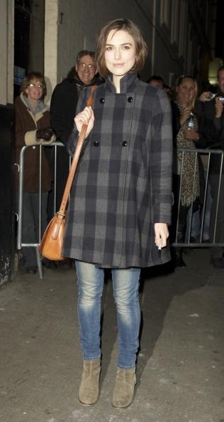 <b>Style inspiration: Keira Knightley</b>