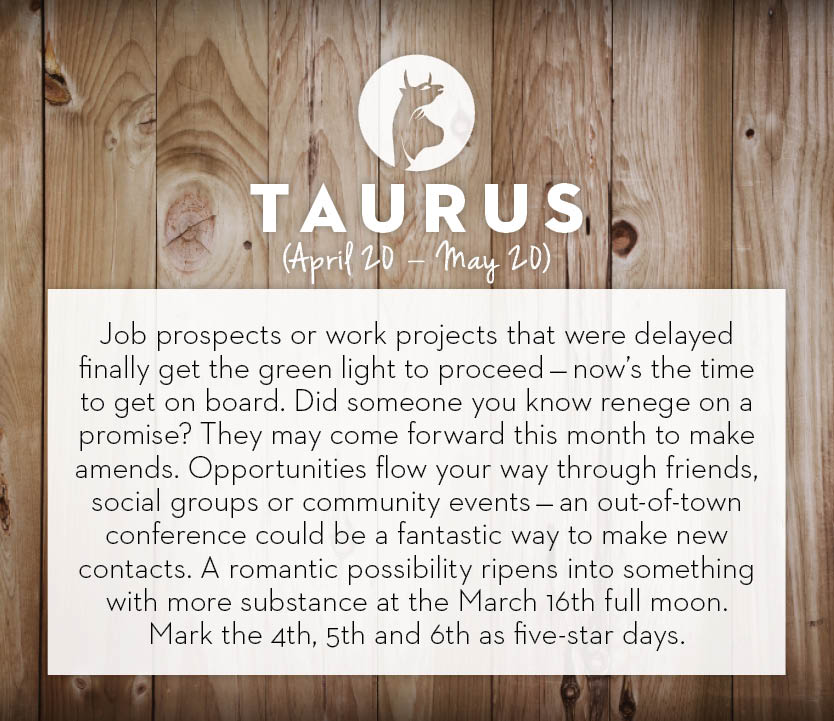 March 2014 Horoscopes Get Your Horoscope For The Month Chatelaine