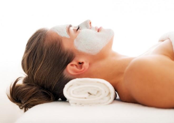 Clarifying Spring Face mask