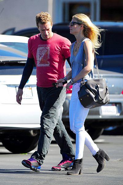Gwyneth Paltrow and Chris Martin split breakup divorce