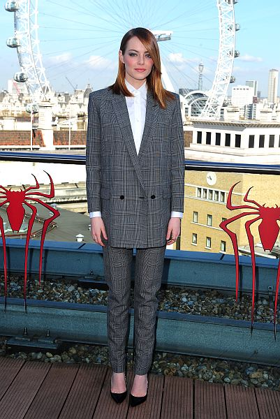 <b>Style inspiration: Emma Stone</b>